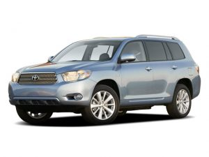rent toyota highlander