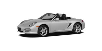 Convertible sports car Porsche Boxster