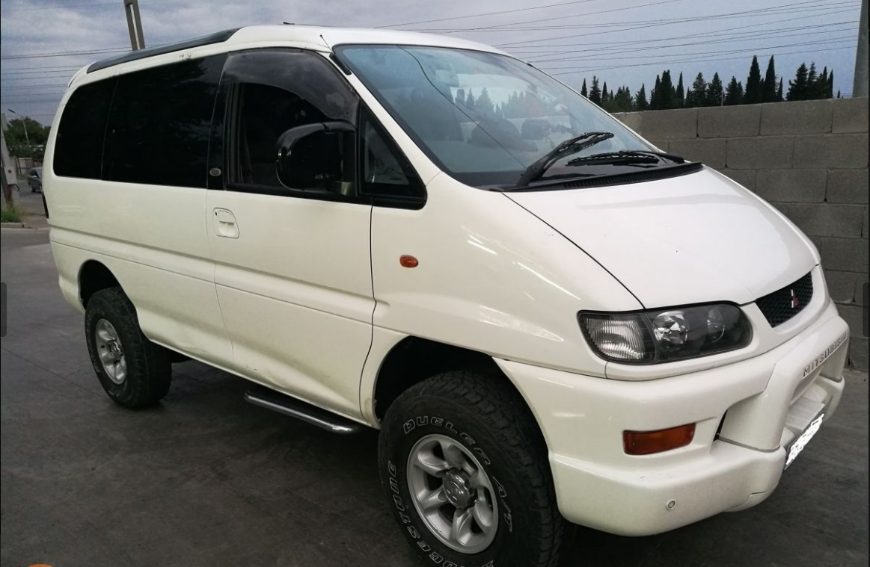 Mitsubishi Delica 4×4