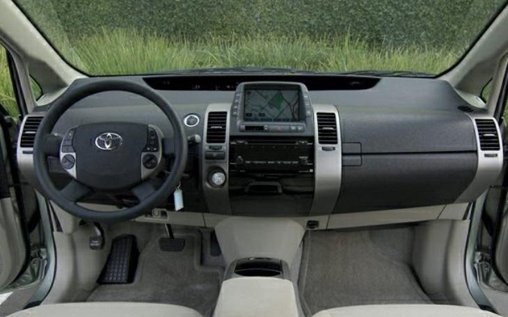 Toyota Prius Hatchback (hybrid)