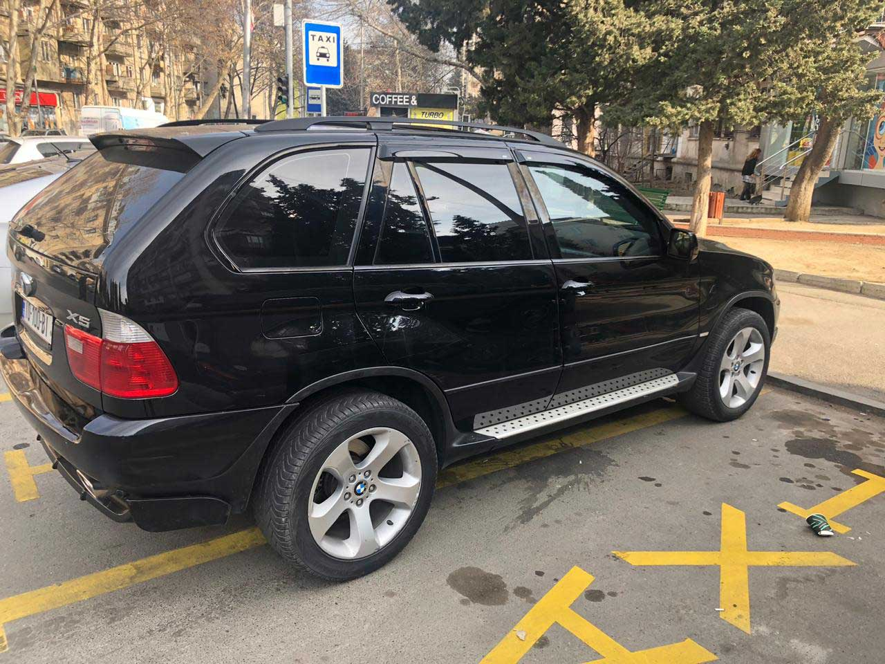 BMW X5 for rent
