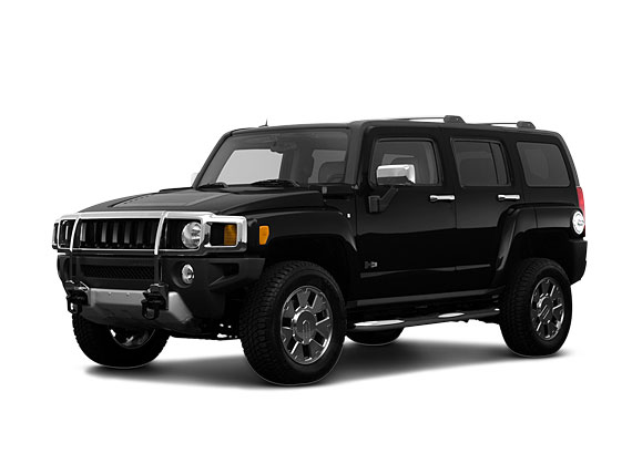 Hummer H3 for Rent in Georgia
