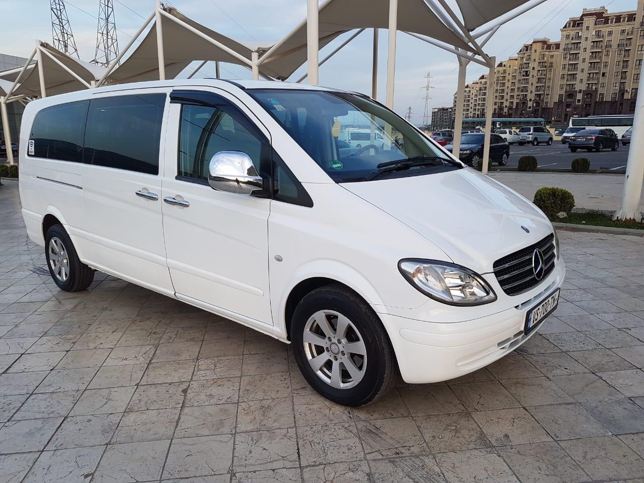 Mercedes Vito for Rent